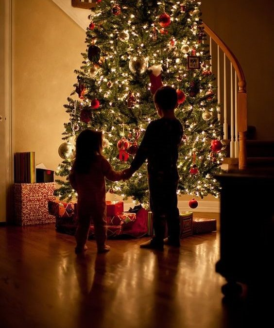 Preparing for Christmas – the Nanny solution!