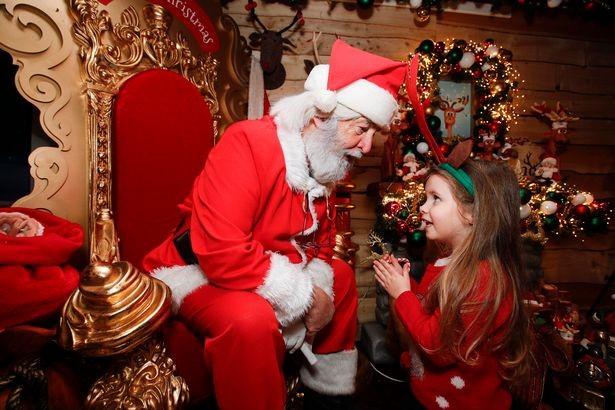 The best places to meet Santa in London 2017: an Elite Nanny Company Guide